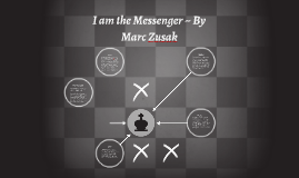 I am the Messenger ~ argument