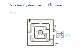 Solving Systems using Elimination - Part 2