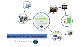 Copy of Ogden School District Library Program