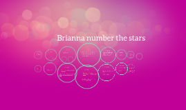 Brianna number the stars