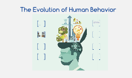 The Evolution of Human Behavior