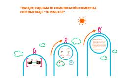 TRABAJO: ESQUEMA DE COMUNICACIÓN COMERCIAL