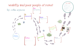 Copy of weathly and poor people of rome