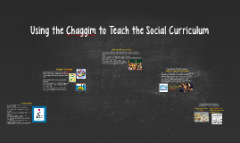 Using the Chagim to Teach the Social Curriculum