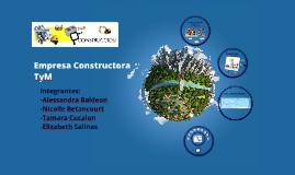 Copy of Empresa Constructora