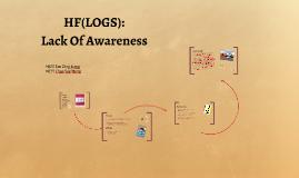 Copy of Lack Of Awareness