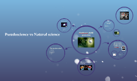 Pseudoscience vs Natural science