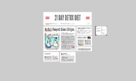 21 DAY DETOX DIET