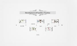 Development of Families Timeline