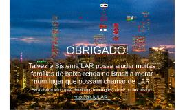 LAR - LOCAÇÃO ACESSÍVEL RESIDENCIAL