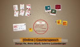 (Online-) Counterspeech