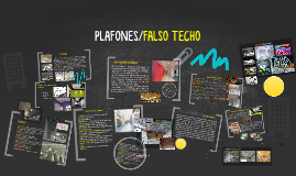 Copy of PLAFONES/FALSO TECHO