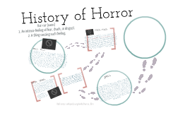 Copy of History of Horror