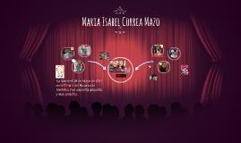 Maria Isabel Correa Mazo