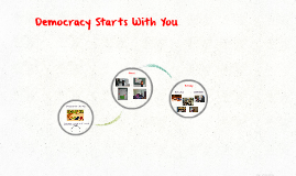 Democracy Starts With You