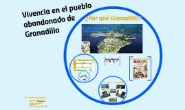 Vivencia en el pueblo abandonado de Granadilla