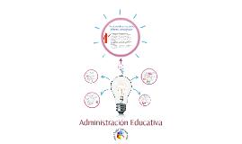 Administracion Educativa
