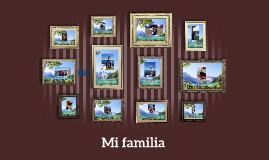 Proyecto de Unidad 3:  Mi familia y yo