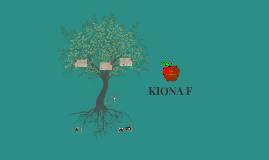 KIONA FOLEY
