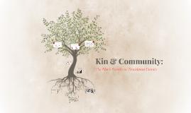 Kin & Community: