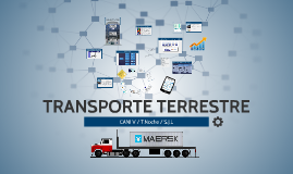 Copy of TRANSPORTE TERRESTRE