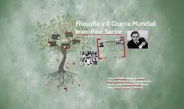 Sartre Filo y II GM
