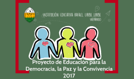 exposición proyecto democracia