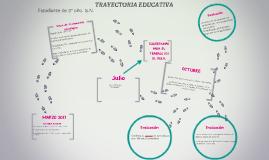 TRAYECTORIA EDUCATIVA
