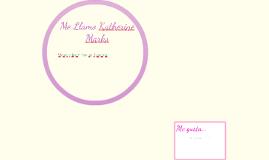 Me Llamo Katherine Marks