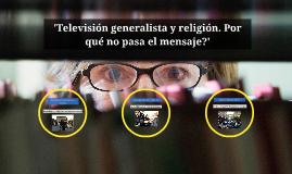 Periodismo y religión. Postgrau FCB curs 2012-13