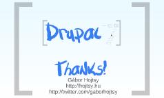 Drupal 7 Timisoara
