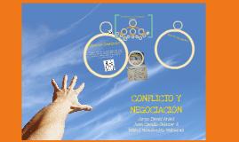 Copy of Exposición comportamiento organizacional, Conflicto y negociación.
