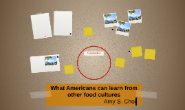 What Americans can learn from other food culture