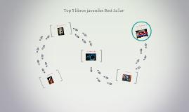 Top 5 libros juveniles Best Seller
