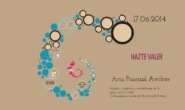 Copy of HAZTE VALER