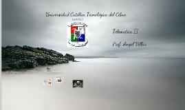 Exposicion de Telematica II