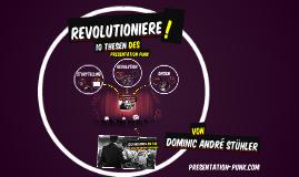 Revolutioniere!