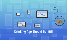 Drinking Should be Lowered to 18!