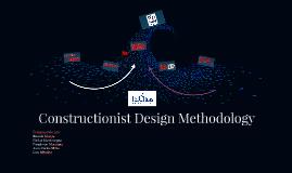 Constructionist Design Methodology