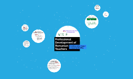 Professional Development of Romanian Teachers