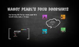 Nancy Pearl's Four Doorways