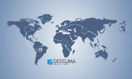 Geoclima presentation 2016