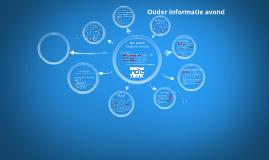 Copy of Ouder informatie avond