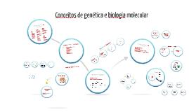 Conceitos de genética e biologia molecular - Psicologia