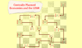 Centrally Planned Economies and the USSR
