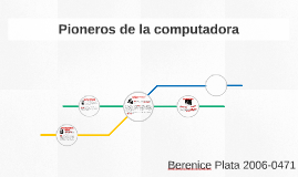 Pioneros de la computadora
