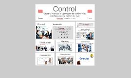 6 Control (Proceso Administrativo)- OK