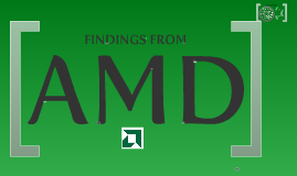 AMD Top 10 Findings