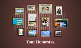 Copy of Your Homestay