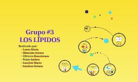 Copy of Estructura y Clasificacion de los Lipidos